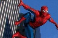 Caccia fotografica del Spiderman