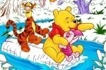 Colora con Winnie Pooh