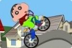 Corsa di Shin Chan