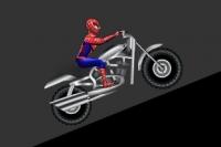 La motocicletta dell'Uomo Ragno