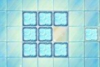 Puzzle di blocchi di ghiaccio